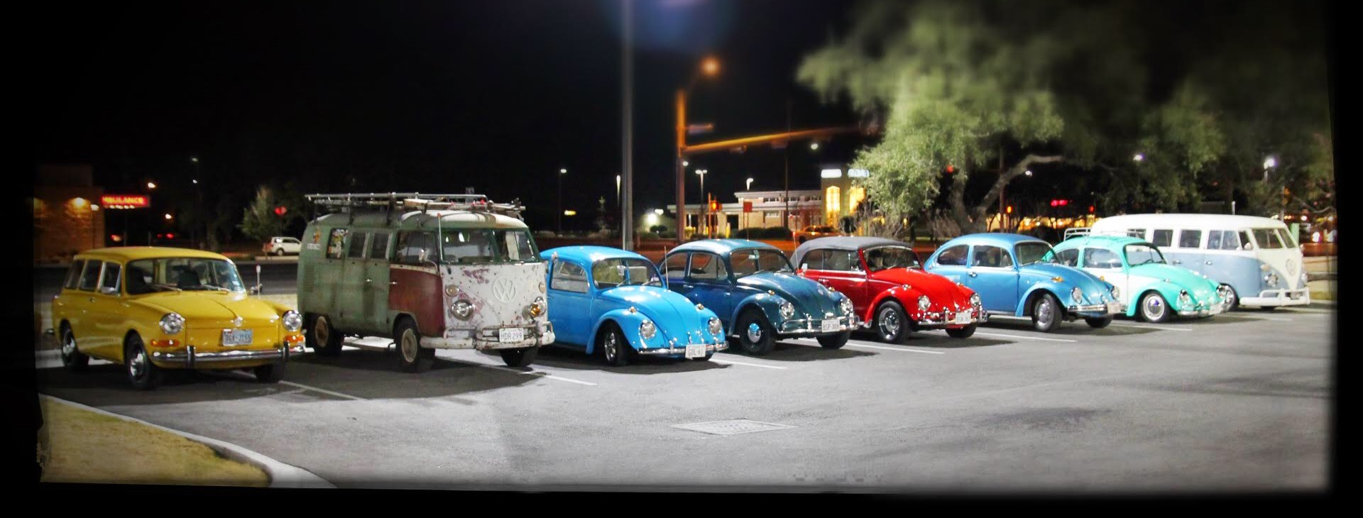 Air Cooled Vw S At In N Out Monthly
