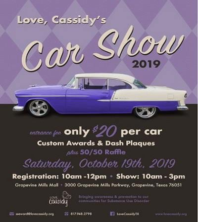 DFW Car Shows