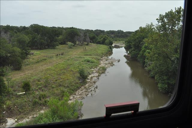 Austin Steam Train Ride