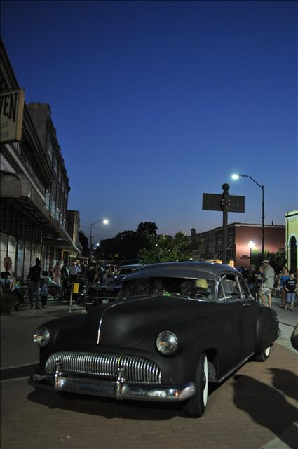 Brenham Car Show